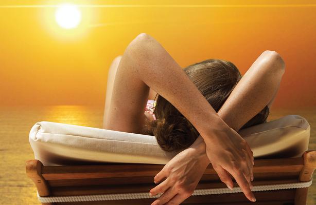 Воздействие ультрафиолета может ускорить старение кожи всего за два дня.