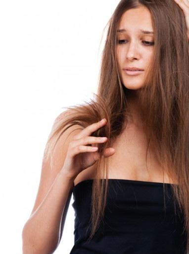 Интенсивное восстановление волос.